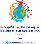 UAS Primary logo with Claim and Location