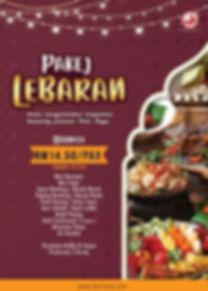 Katering Raya Delirasa - Pakej Lebaran