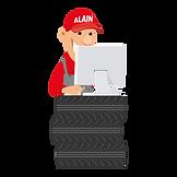 Alain location coffre de toit et porte velo thule rentbyalainpneus.com