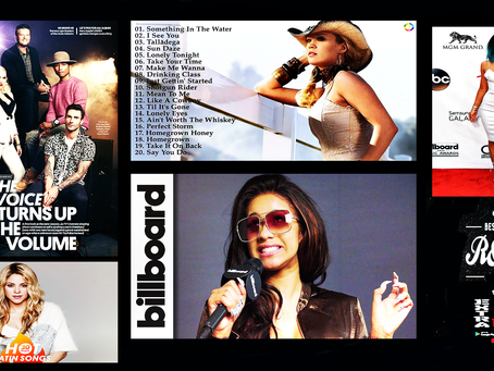 Watch Out For Promoting Music Hit List From Top Billboard Including Myx Music Countdown..here at EJK
