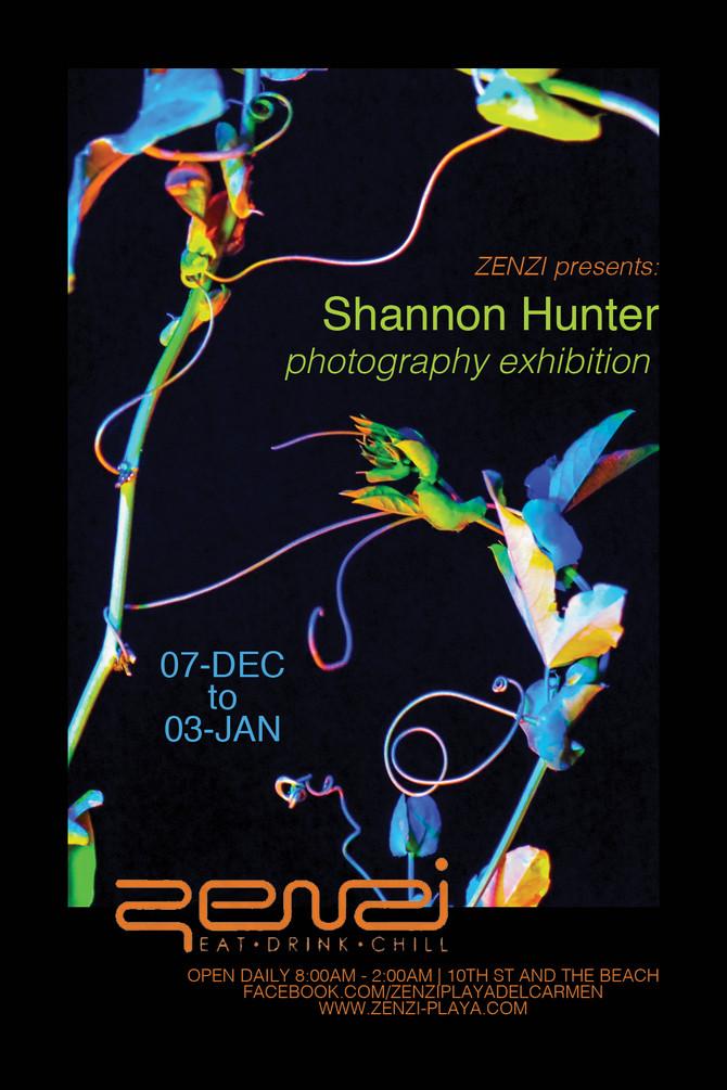 """""""Night Passion"""" Exhibition @ Zenzi Playa Del Carmen"""