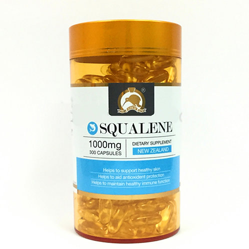 Squalene 1000mg 300 capsules