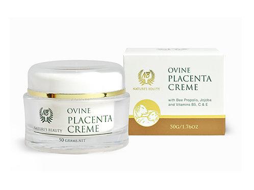 Ovine Placenta Crème With Bee Propolis, Jojoba & Vitamins B5, C & E