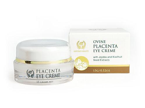 Ovine Placenta Eye Crème With Jojoba & Kiwifruit Seed Extracts