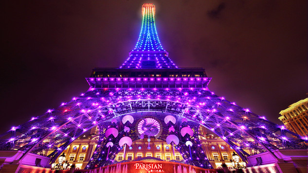 PARISIAN TOWER SHOW
