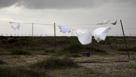 Laundry at the end of the world