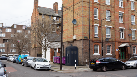 H4 | Ghost Monument | Lowood Road, E1