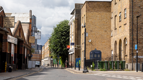 G20 | Ghost Monument | Cheshire Street, E2