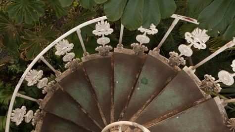 Palm House Staircase, Kew