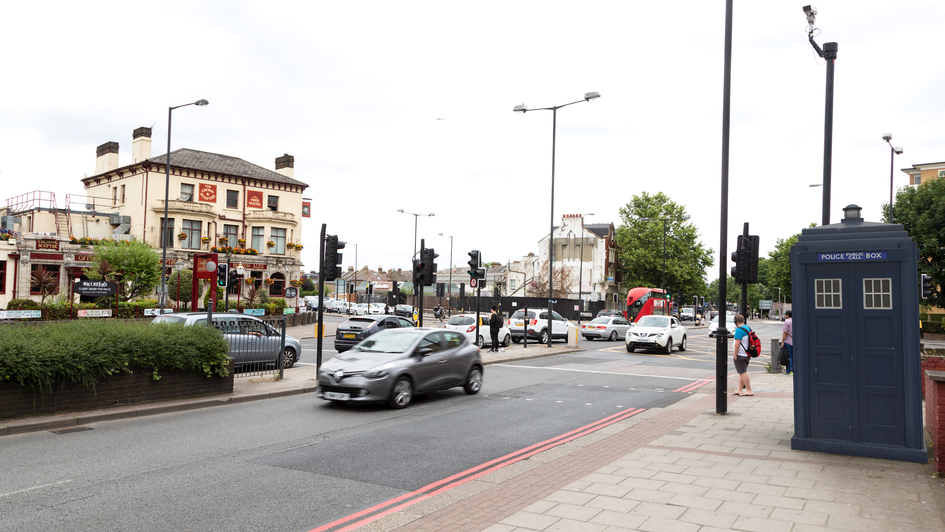 L1 | Ghost Monument | Streatham Hill, SW2