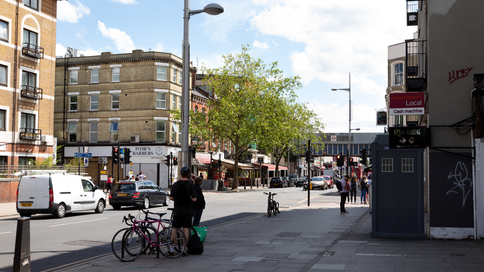 S43 | Ghost Monument | Kilburn High Road, NW6
