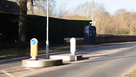 P8 | Ghost Monument | Chislehurst Road, BR7