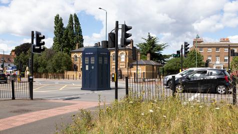 J11 | Ghost Monument | Cambridge Park Road, E11