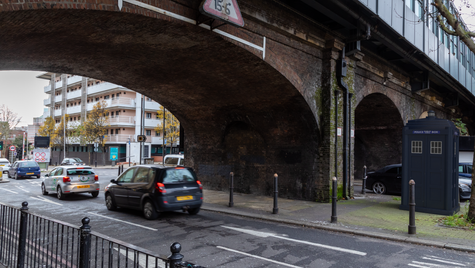 H3 | Ghost Monument | Branch Road, E14