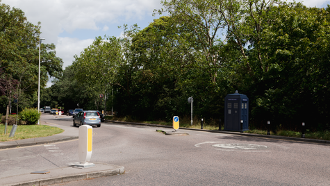J10 | Ghost Monument | Centre Road, Wanstead Flats E11