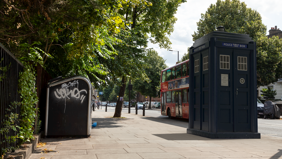 D75 | Ghost Monument | Lisson Grove, NW8