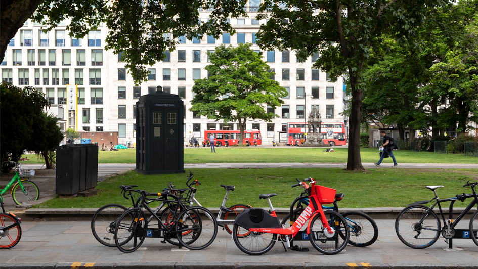 G11 | Ghost Monument | Finsbury Square, EC2A