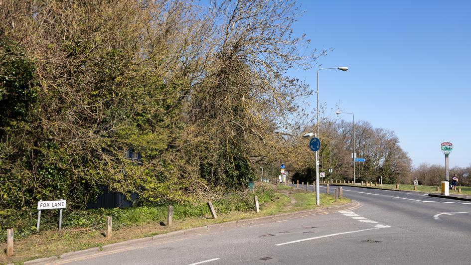 P15 | Ghost Monument | Fox Lane, BR2