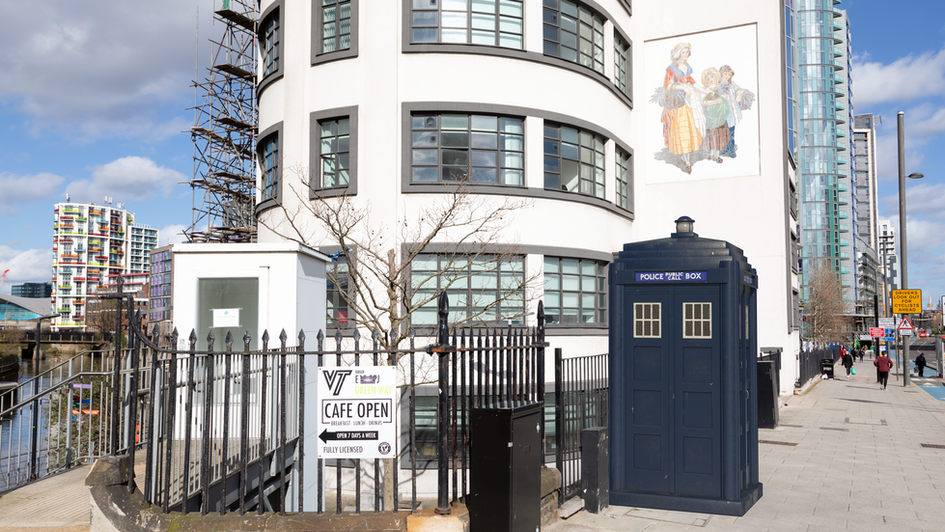 K26 | Ghost Monument | Stratford High Street, E15