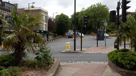 Y21 | Ghost Monument | Muswell Hill, N10