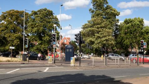 T50   Ghost Monument   Uxbridge Road, W5