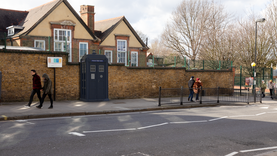 J7 | Ghost Monument | Chatsworth Road, E5