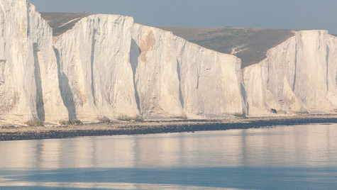 Short Brow, Seven Sisters, evening