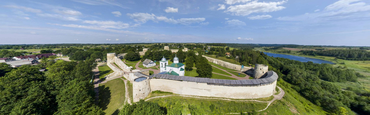 Изборская крепость. Старый Изборск