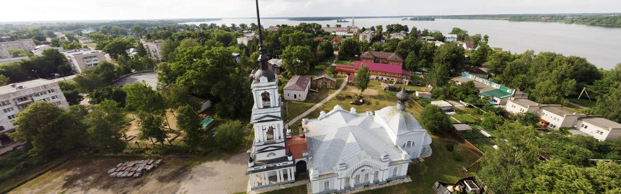 Вознесенская церковь. Калязин