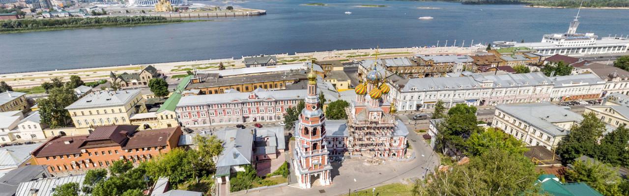 Рождественская церковь. Нижний Новгород
