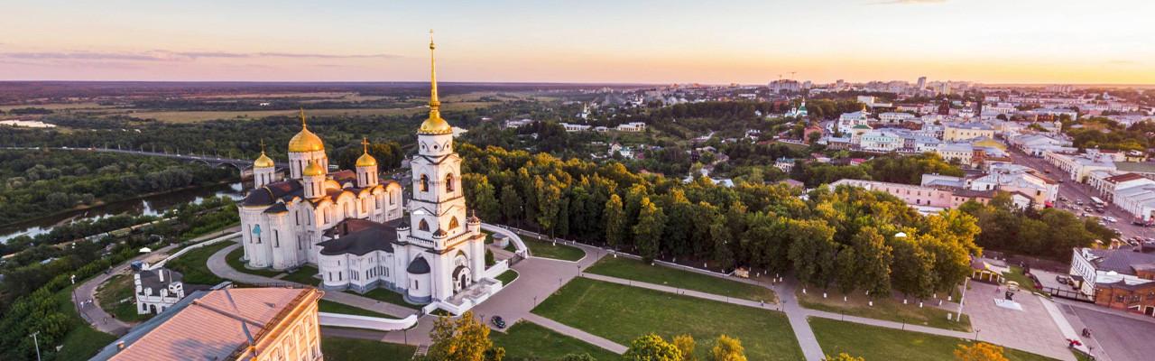 Свято-Успенский кафедральный собор. Владимир