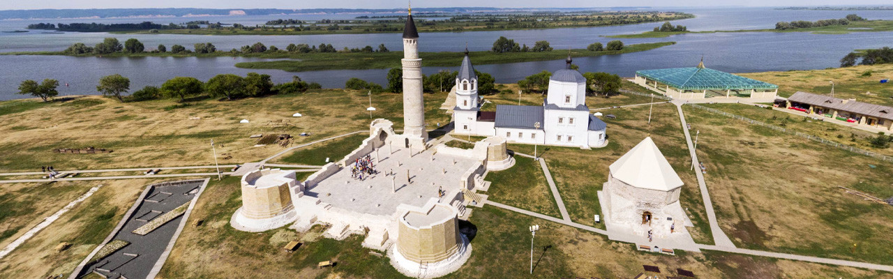 Древний город Булгар.