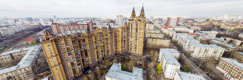 ЖК на Тепличном переулке. Москва