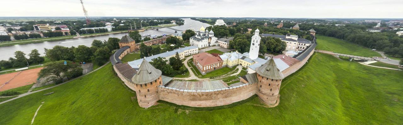 Новгородский Детинец. Великий Новгород