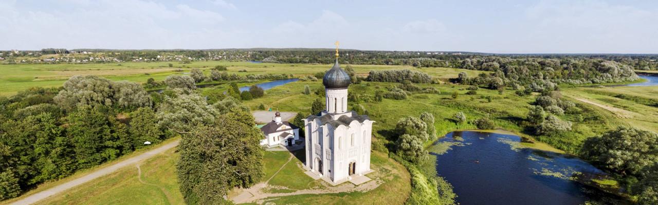 Церковь Покрова на Нерли. Боголюбово