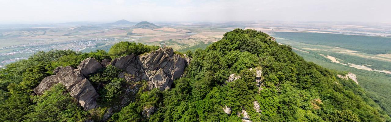 """Вершина горы """"Развалка"""". Железноводск"""
