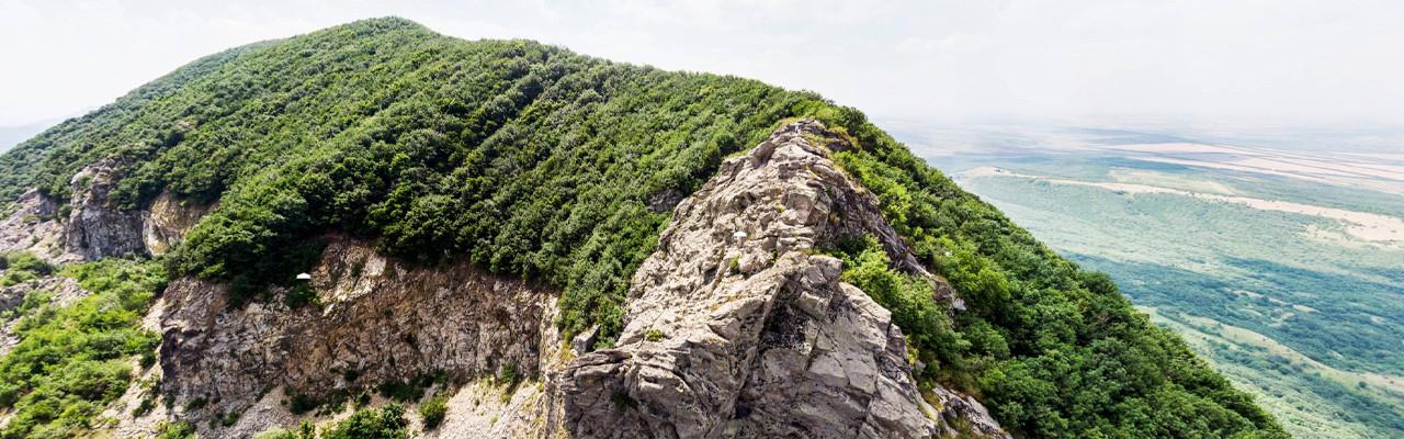 """Вершина горы """"Змейка"""". Минеральные воды"""