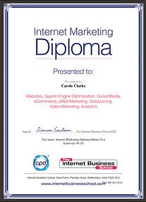 Internet Marketing Diploma