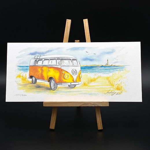 COMBI ORANGE EDITION LIMITEE 24X24 BRUTE