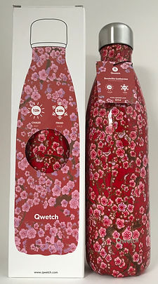 FLOWERS ROUGE QWETCH  750 ml   35 €