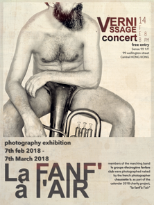 Poster photography exhibtion