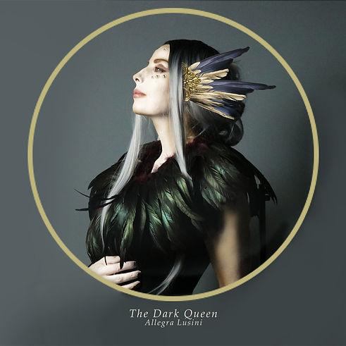 Allegra Lusini - The Dark Queen - COVER.