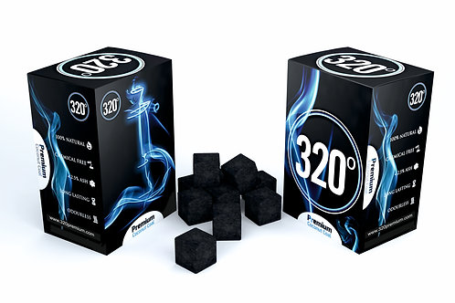 5 x Packs of 320 Premium (5kg)