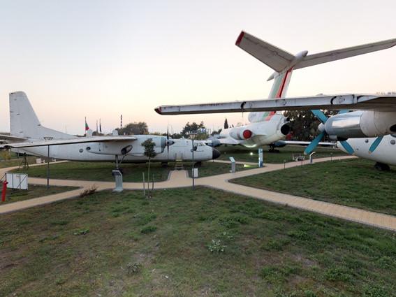 aviation museum burgas