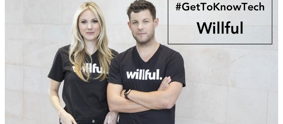 Meet Willful's Founder & CEO - Kevin Oulds & Erin Bury.
