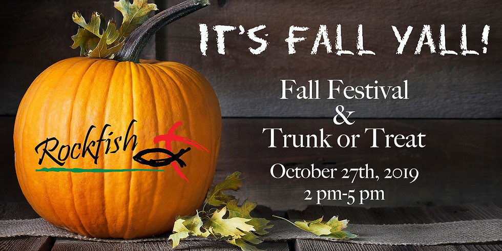 Camp Rockfish Fall Festival
