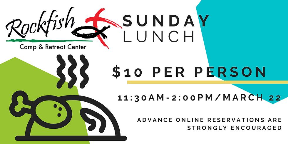 Sunday Lunch