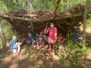 Rockfish Camp and Retreat Center Uses Cumberland Community Foundation, INC. Grant To Send Children T