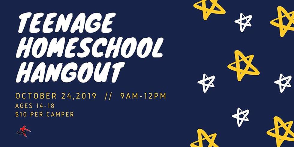Teenage Homeschool Hangout