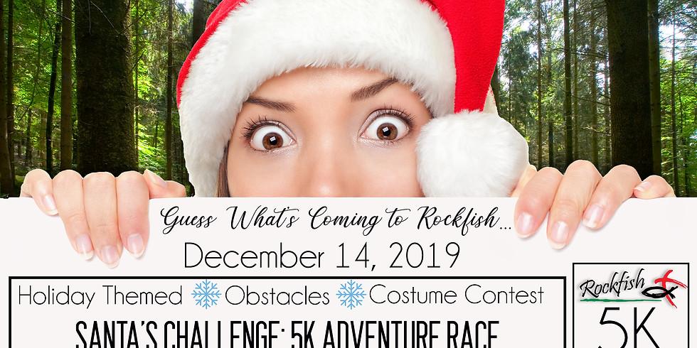 Santa's Challenge: 5K Adventure Race